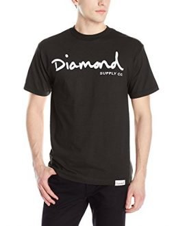 Diamond Supply Co. Men's OG Script T-Shirt