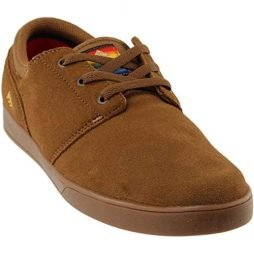 Emerica Men's The Figueroa SMU Shoes,8.5,Brown/Gum