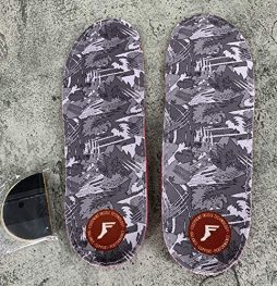 FP PU Gamechangers Lite White Camo Insoles (6/6.5)