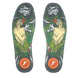 Footprint Insole Technology HI Profile Kingfoam Insoles 7mm, Dane Burman, 11/11.5