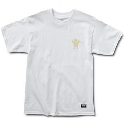 Grizzly White The Berrics Limited Edition Collaboration – Special Forces T-Shirt (Xl , White)