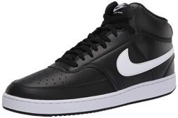 Nike Men's Court Vision Mid Sneaker, Women 2