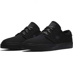 Nike SB Zoom Stefan Janoski Canvas Men's Shoes - 615957 (10 D(M) US, Black/Black-Anthracite)