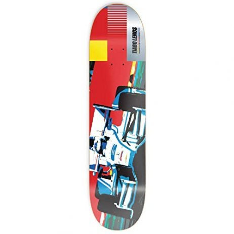 Primitive Lemos Crupie Deck 8.125″
