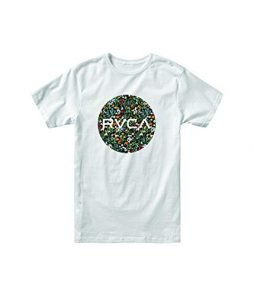 RVCA Men's Motors Short Sleeve T-Shirt