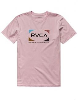 RVCA Men's Quad Short Sleeve T-Shirt