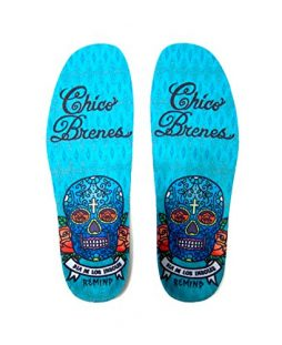 Remind Insoles Cush Chico Insole, Blue, 9-9.5