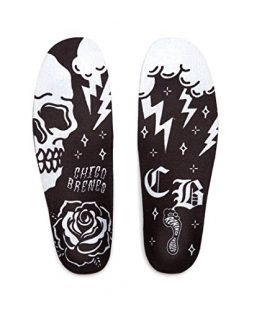 Remind Insoles Cush Thick Chico Brenes X Sketchy Tank (13-15 M's)