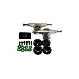 VENTURE LOW SKATEBOARD TRUCKS, Wheels, ABEC 7 Bearings