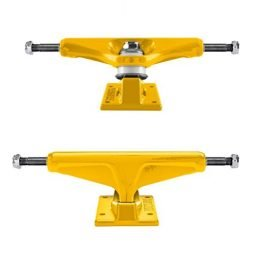 Venture Skateboard Trucks Primary Color Yellow 5.2 High