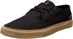 Volcom Men's Lo Fi Fashion Sneaker Skate Shoe