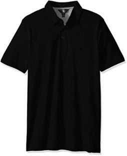 Volcom Wowzer Modern Fit Cotton Polo Shirt