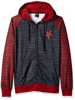 Zoo York Men's Straight Core Plus Hoody
